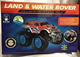Blue Hat Land & Water Rover Radio Controlled Amphibious Vehicle for Ages 6+.