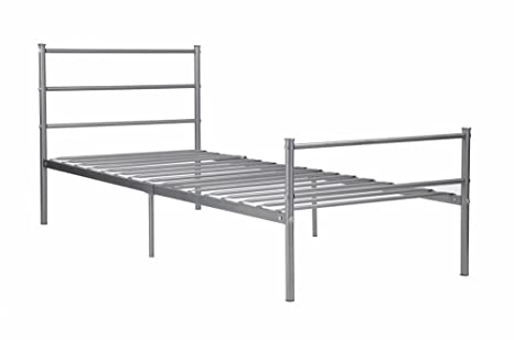 Review GreenForest Metal Bed Frame