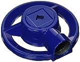 QVS 004090 POP's Metal Square Pattern Sprinkler, Large, Blue Review