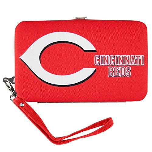 Littlearth MLB Cincinnati Reds Shell Wristlet