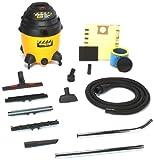 Shop-Vac 9622110 2.5-Peak Horsepower Industrial Wet/Dry Vacuum, 12-Gallon For Sale