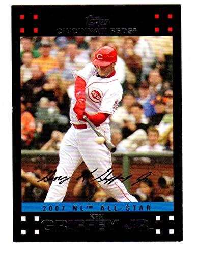 Ken Griffey Jr. HOF CINCINNATI REDS 2007 Topps Update #230  (Box176MP) ()