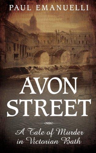 book cover of Avon Street