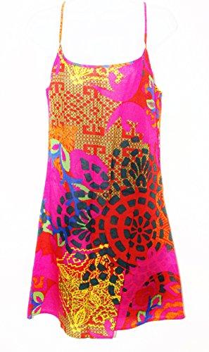 """Robe Combinaison Latanier """"La Fiancée du Mékong"""" taille S (36/38)"""