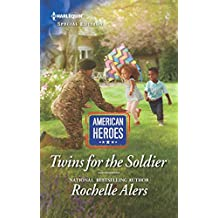 Twins for the Soldier (American Heroes Book 2669)