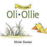 Oli/Ollie bilingual board book (Gossie & Friends) (Spanish and English Edition)