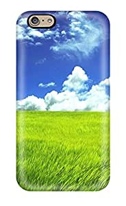 Jim Shaw Graff's Shop Best Case Cover Protector For Iphone 6 Green Grassland Case 7790462K65097668
