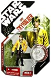 Star Wars 30th Anniversary LUKE SKYWALKER CEREMONIAL Action Figure with Coin #12