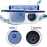 ZOKOP Portable Washing Machine,16 lbs Compact