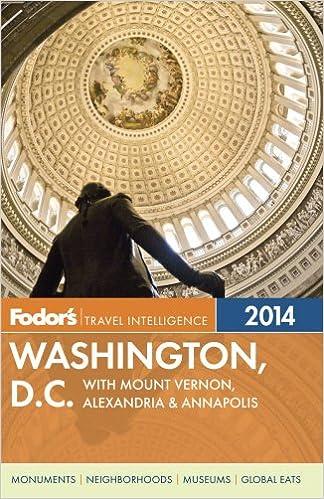 Fodor's Washington, D.C. 2014