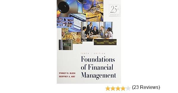 Amazon foundations of financial management 9780074141014 amazon foundations of financial management 9780074141014 stanley b block geoffrey a hirt books fandeluxe Gallery