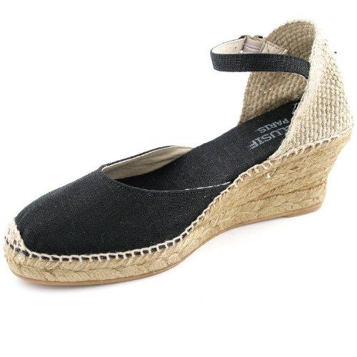 Exclusif Paris Caldes, Chaussures femme Espadrilles