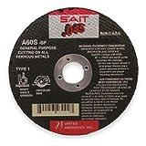 United Abrasives SAIT 23105 A60S 6x.045x5/8 General Purpose High Speed