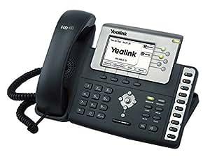 Yealink SIP-T28P na 1-Handset 6-Line Landline Telephone (Power supply not included - PS5V1200US)