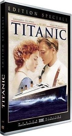 Titanic [Édition Spéciale]: Amazon.fr: Leonardo DiCaprio, Kate ...