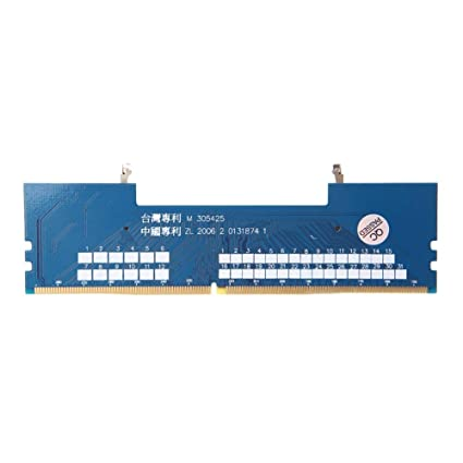 Youqing - Adaptador de Tarjetas de Memoria RAM para ...
