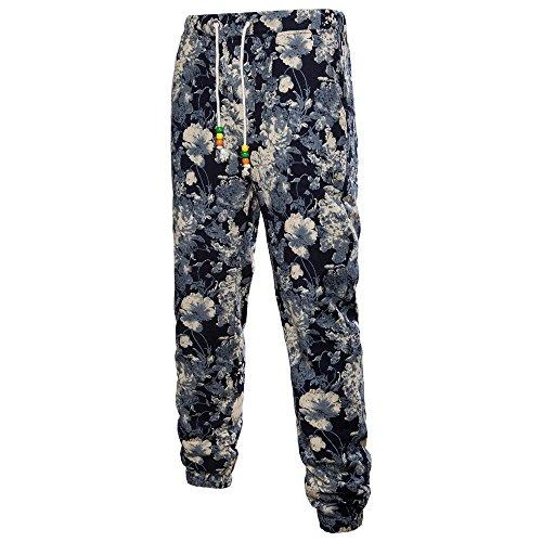 Kaister Sportswear Pour Jogger Sarouels Casual Noir Jogging Pantalons De Confortables Hommes rRErwzq