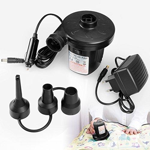 Productos mejor valorados en Bombas de aire eléctricas para acampada