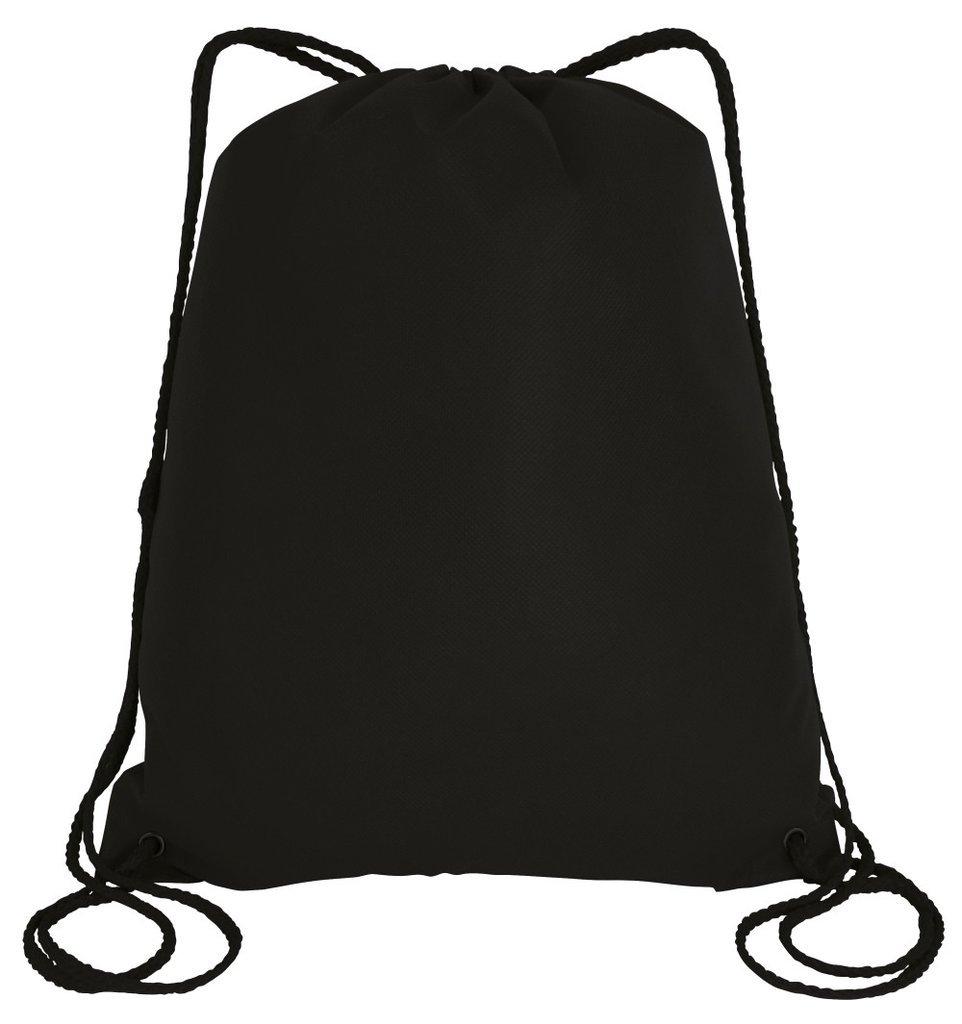 durable service 50 Pieces - 100gm Non-Woven Polypropylene Drawstring Bag, Gift Bag, Sack Packs