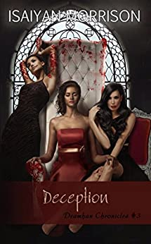 Deception (Deamhan Chronicles Book 3) by [Morrison, Isaiyan]