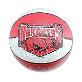Gulf Coast Sales NCAA Arkansas Razorbacks Mini Basketball, 7-Inches