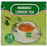 Manasul Linden Flower-Tila Flor Tea 10's Bio3