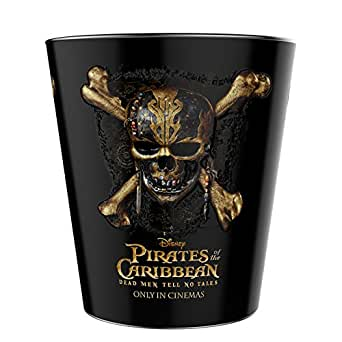 Pirates of the Caribbean: Movie Theater Exclusive 130 oz Metal Popcorn Tub #1
