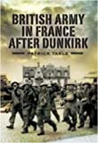 British Army in France after Dunkirk, Patrick Takle, 1844158527