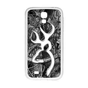 Browning Pattern Fashion Comstom Plastic case cover For Samsung Galaxy S4