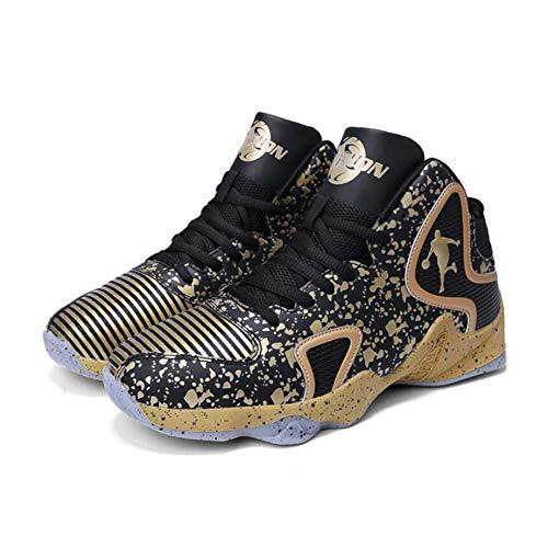 Autunno top Resistente Da Scarpe Uomini High Primavera Fhtd 2019 Antiscivolo Gold Basket All'usura Nuovi Sneakers qpxwxTg0A