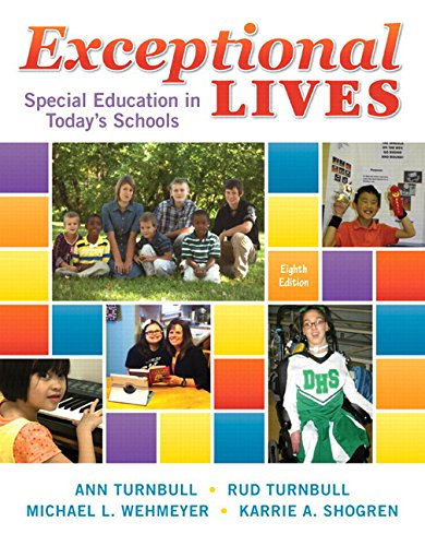 (Exceptional Lives: Special Education in Today's Schools, Enhanced Pearson eText with Loose-Leaf Version -- Access Card Package (8th Edition))