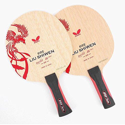 1pcsバタフライLiu ShiwenブレードShakehand ( St / FL)Table Tennis Paddles Pingpongラケット