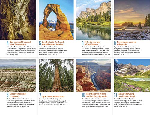 51Vv2OI71bL - Fodor's The Complete Guide to the National Parks of the West (Full-color Travel Guide)