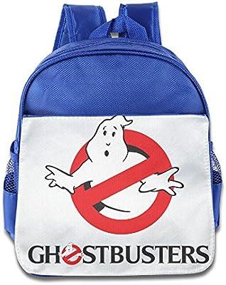 Los Cazafantasmas Logo niños elegante Pack mochila escolar: Amazon ...