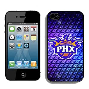 NBA Phoenix Suns Iphone 4 or Iphone 4s Case Hot For NBA Fans By zeroCase