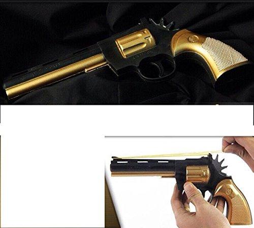 Shooting Rubber Bands - Ferbixo Kid Teaching Rubber Band Launcher Pistol Gun Shooting Christmas Toy Gift