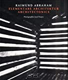 img - for Elementare Architektur / Architectonics. book / textbook / text book