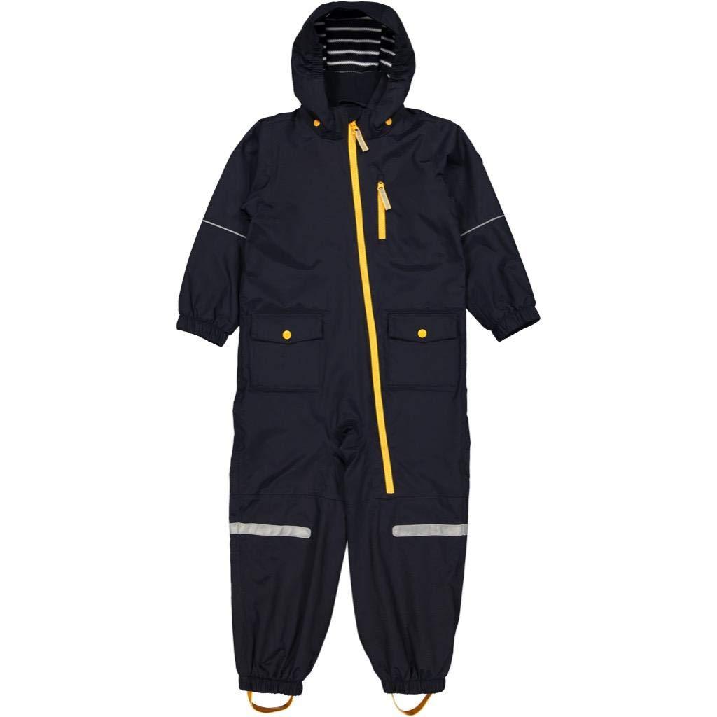 Polarn O. Pyret Waterproof Shell RAIN Suit (2-6YRS) - Dark Sapphire/3-4 Years