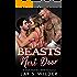 Two Beasts Next Door: A Bad Boy MFM Romance