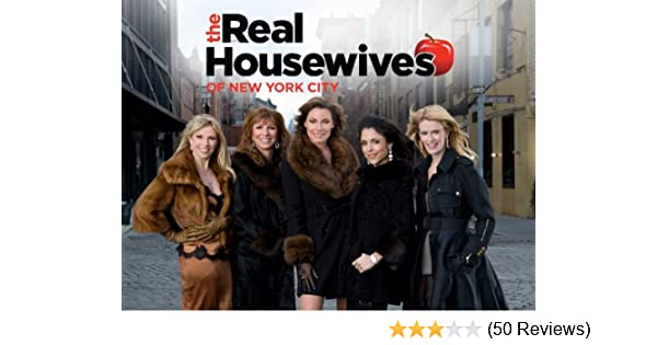 Amazon.com  Watch The Real Housewives of New York City Season 1 ... 66a5b9606e3db