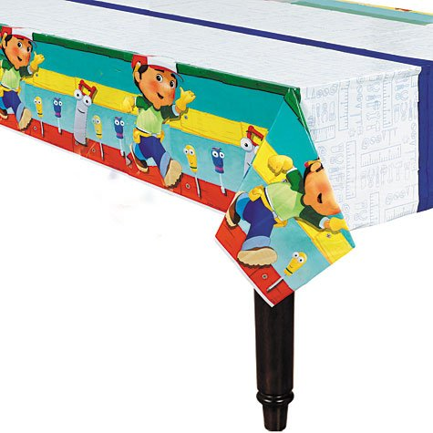 Hallmark - Disney Handy Manny Tablecover -
