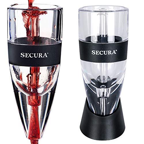 Secura Premium Wine Aerator Decanter Aerating Wine Pourer