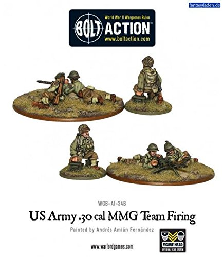 - Bolt Action: Us Army 50 Cal Hmg Team