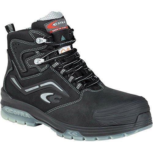Silver PR W07 EH Black Safety Cofra Boots Klimt 20820 7 CU0 XqwEExvpZ
