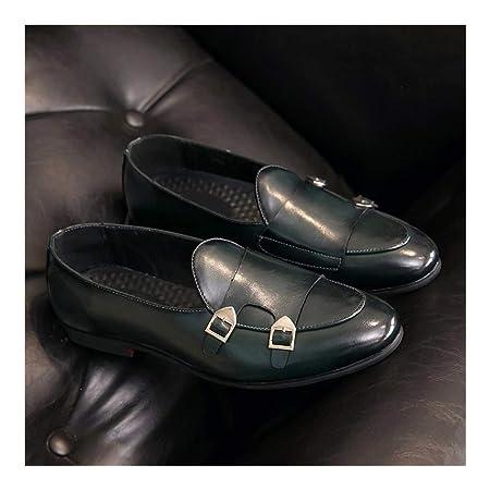 WEIIN Serraje Punta Estrecha Nuevo diseño Visten los ShoesBusiness ...