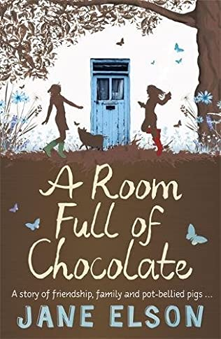 book cover of A Room Full of Chocolate