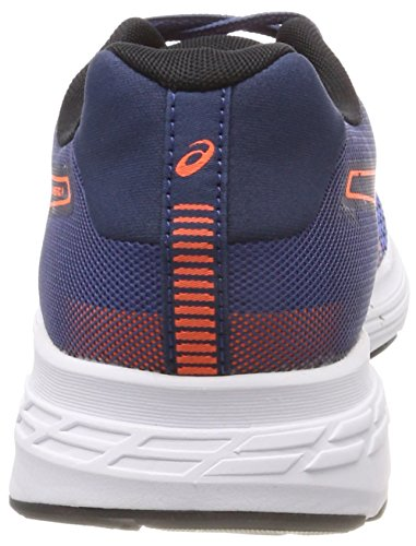 Asics Gel-Phoenix 9, Scarpe da Running Uomo Blu (Victoria Blue Shocking Orange Black 4530)