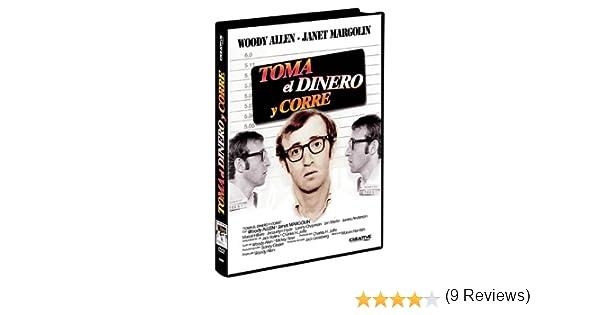 Toma el dinero y corre [DVD]: Amazon.es: Woody Allen, Janet ...