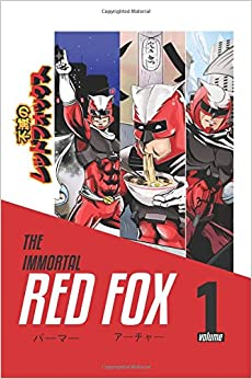 Book The Immortal Red Fox: Volume 1