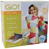 AccuQuilt GO Fabric Cutter